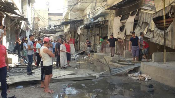 منظمة التحرير الفلسطينية ستخصص ثلاث ملايين دولار للتعويض عن احداث عين الحلوة