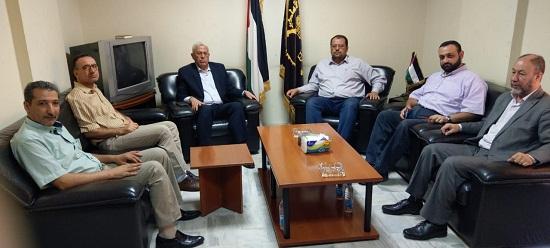 وفد إعلامي من حماس يلتقي الجهاد الإسلامي: تشديد على رفض صفقة القرن