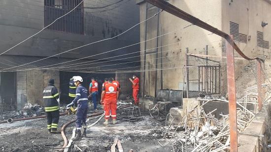 فلسطينيو لبنان يتطوّعون لإخماد حرائقه
