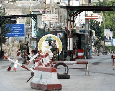 """هل من مُخطط لجرّ مخيّم """"عين الحلوة"""" عبر بوابة صيدا واستدراج """"حزب الله"""""""